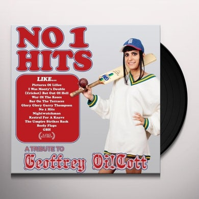 NO 1 HITS A TRIBUTE TO GEOFFREY OI! COTT Vinyl Record