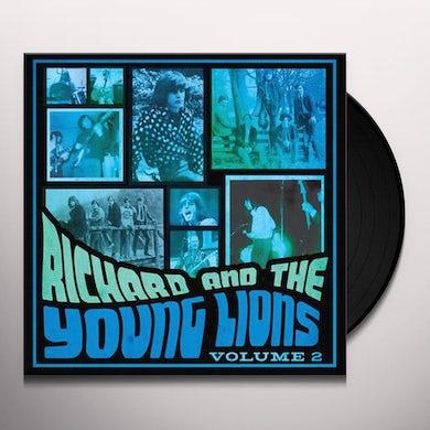 Richard & Young Lions VOLUME 2 Vinyl Record
