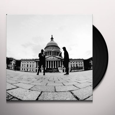 Jucifer DISTRICT OF DYSTOPIA Vinyl Record