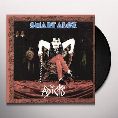 The Adicts SMART ALEX Vinyl Record