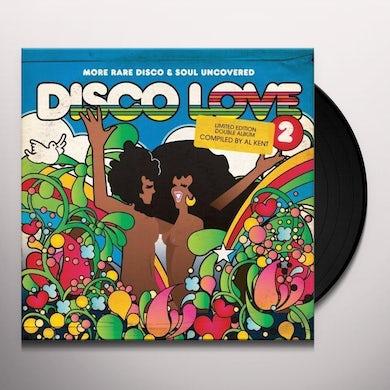 DISCO LOVE 2: RARE DISCO & SOUL / VARIOUS Vinyl Record