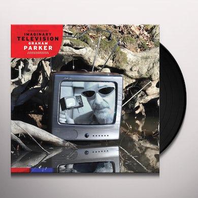 Graham Parker IMAGINARY TELEVISION Vinyl Record