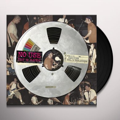 No Use For A Name Rarities Vol. 1: The Covers Vinyl Record