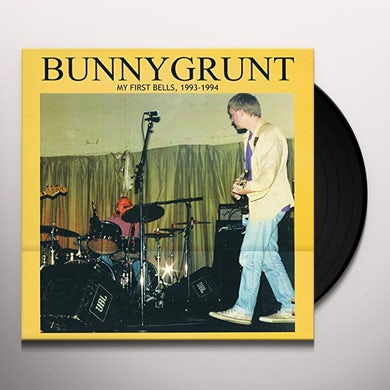 Bunnygrunt MY FIRST BELLS 1993-1994 Vinyl Record