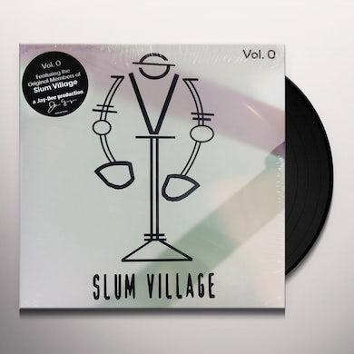 SLUM VILLAGE VOL. 0 Vinyl Record