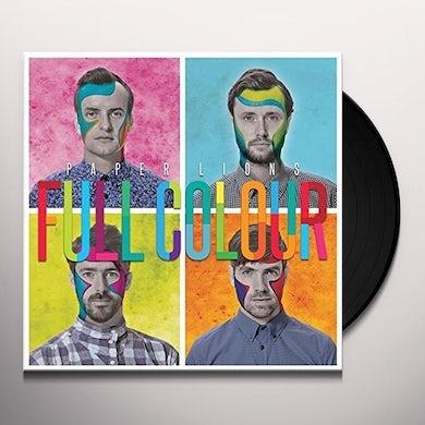 Paper Lions FULL COLOUR Vinyl Record