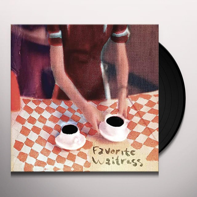 The Felice Brothers FAVORITE WAITRESS Vinyl Record