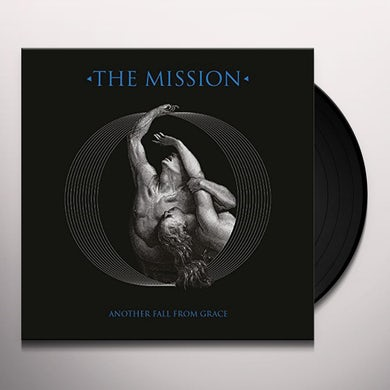 The Mission ANOTHER FALL FROM GRACE Vinyl Record