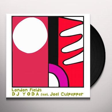 Dj Yoda  LONDON FIELDS (FEAT JOEL CULPEPPER) Vinyl Record