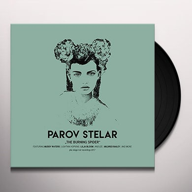 Parov Stelar BURNING SPIDER Vinyl Record