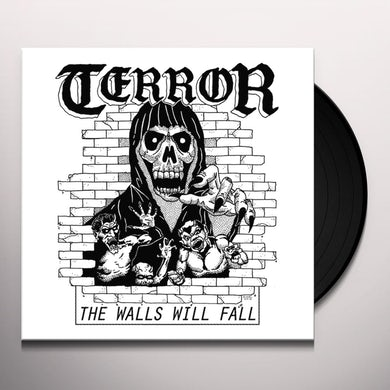 Terror WALLS WILL FALL Vinyl Record