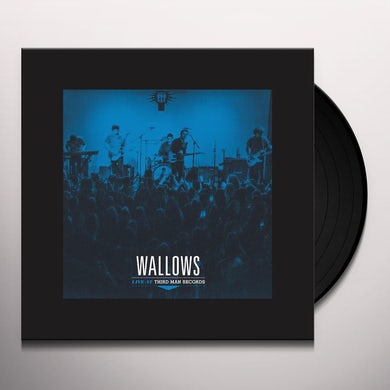 Wallows LIVE AT THIRD MAN RECORDS Vinyl Record