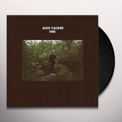 Alex Calder TIME Vinyl Record
