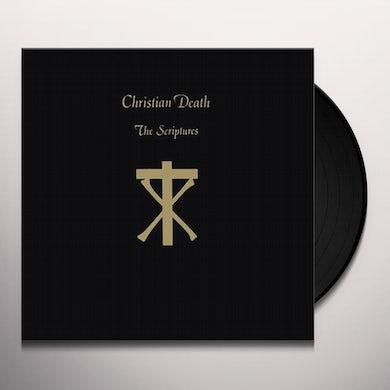 Christian Death SCRIPTURES Vinyl Record