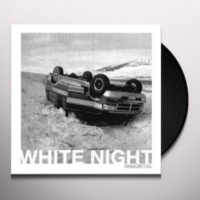White Night IMMORTAL Vinyl Record