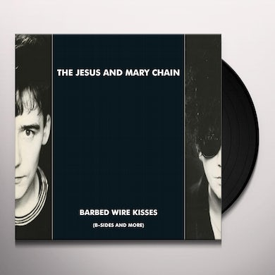 The Jesus and Mary Chain BARBED WIRE KISSES Vinyl Record - 180 Gram Pressing