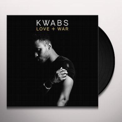 Kwabs LOVE + WAR Vinyl Record