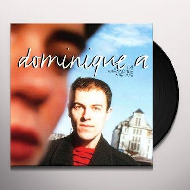 Dominique A LA MEMOIRE NEUVE Vinyl Record