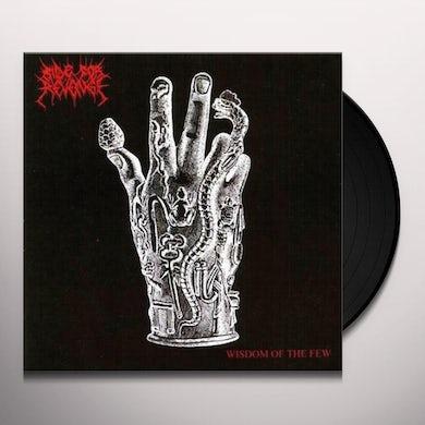 Ride For Revenge WISDOM OF THE FEW Vinyl Record