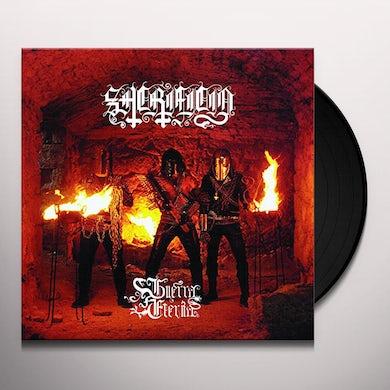 Sacrificio GUERRA ETERNA Vinyl Record