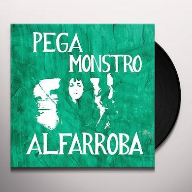 Pega Monstro ALFARROBA Vinyl Record