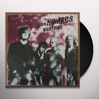 Nomads NIGHT TIME / BOSS HOSS Vinyl Record