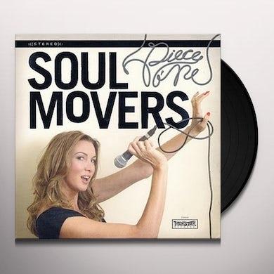 Soul Movers PIECE O ME Vinyl Record