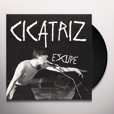 Cicatriz ESCUPE Vinyl Record