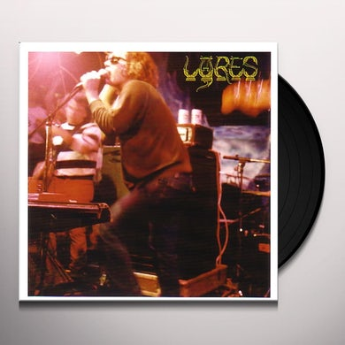 Lyres SOAPY / YOU'LL NEVER DO IT BABY Vinyl Record