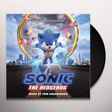 Junkie XL SONIC THE HEDGEHOG: MUSIC FROM THE MOTION PICTURE (140G/35GSM JACKET/INSERT/GOLD VINYL) Vinyl Record