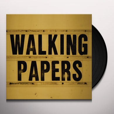 Walking Papers WP2 Vinyl Record