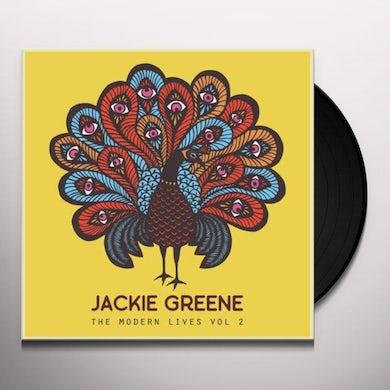 Jackie Greene THE MODERN LIVES VOL. 2 Vinyl Record