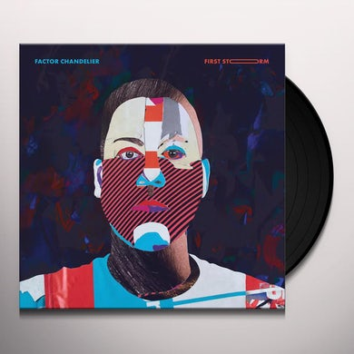 FACTOR CHANDELIER FIRST STORM Vinyl Record