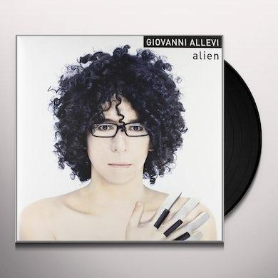 Giovanni Allevi ALIEN Vinyl Record - Italy Release