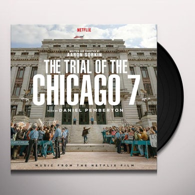 Daniel Pemberton The Trial Of The Chicago 7 (Music From The Netflix Film) (LP) Vinyl Record