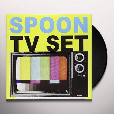 Spoon TV SET Vinyl Record