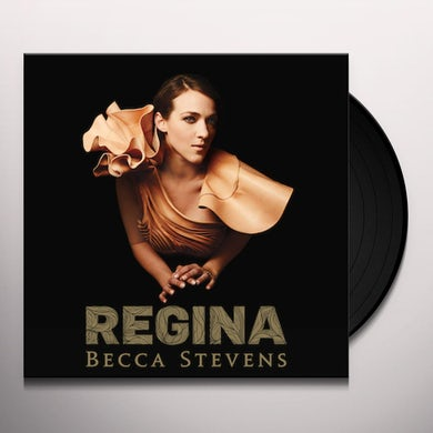 Becca Stevens REGINA Vinyl Record