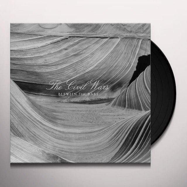 The Civil Wars BETWEEN THE BARS Vinyl Record