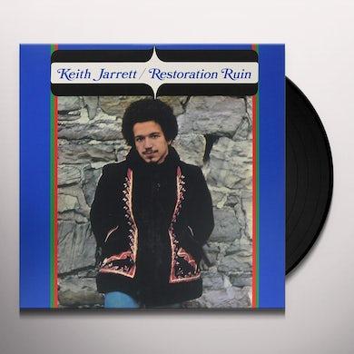 Keith Jarrett Restoration Ruin Vinyl Record
