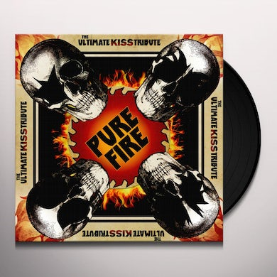 Pure Fire - The Ultimate Kiss Tribute / Various Vinyl Record