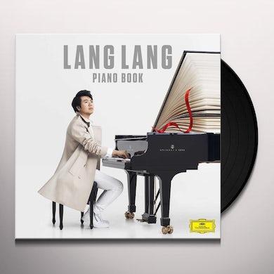 Lang Lang PIANO BOOK Vinyl Record