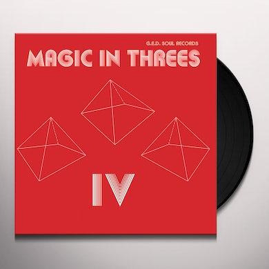 Magic In Threes IV Vinyl Record