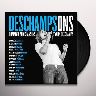 DESCHAMPSONS / VARIOUS Vinyl Record