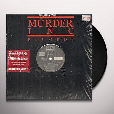 Ja Rule MESMERIZE Vinyl Record
