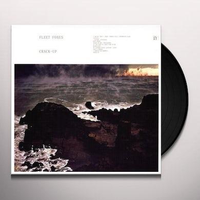 Fleet Foxes CRACK-UP Vinyl Record
