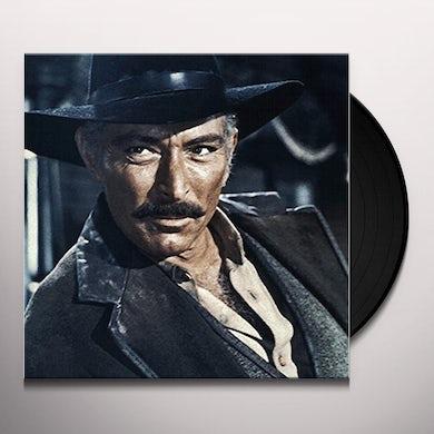Ennio Morricone Death Rides A Horse (Da Uomo a Uomo) Vinyl Record