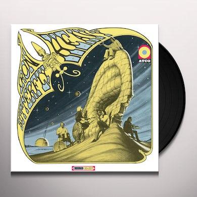 Iron Butterfly HEAVY Vinyl Record - Mono