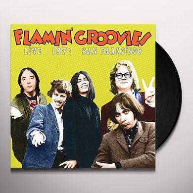 LIVE IN SAN FRANCISCO 1973 Vinyl Record