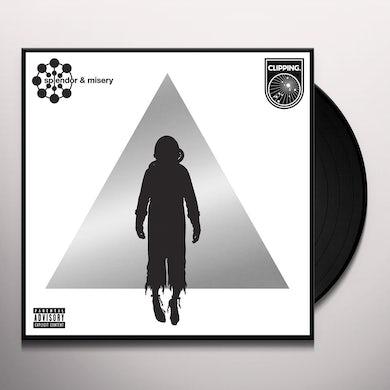 Clipping SPLENDOR & MISERY Vinyl Record