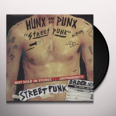 STREET PUNK Vinyl Record